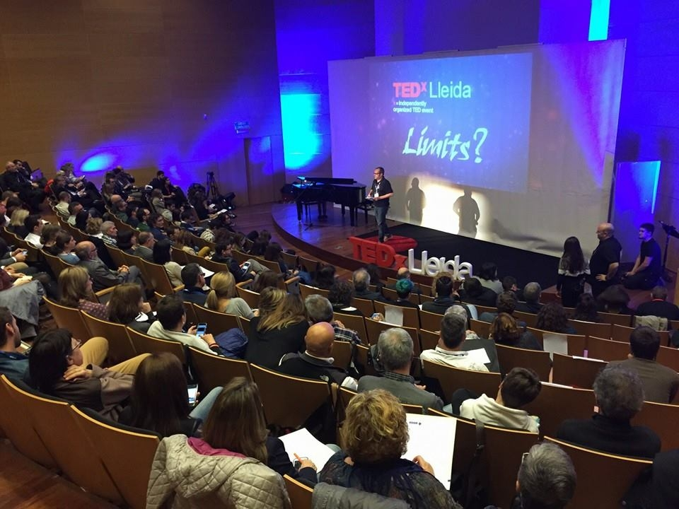 TEDxLleida Edició 2015